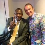 Mark Bryant and Mutombo
