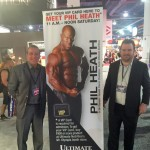 Celebrating Mr. Olypmia's 6th win and new Ultimate Nutrition sponsorship